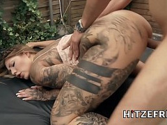 HITZEFREI Fucking busty German babe Mia Blow outside. Starring: Mia Blow1. Produced by: Hitzefrei. From: QCock. Tags: 10 plus inch cock, ass, assfucking, babe, bbw, big ass, big cock, big tits, blonde, blowjob, blowjob and cum, blowjob and cumshot, bus, busty, butt, cum, cum on ass, cum on tits, cumshot, fucking, german, german babe, german big ass, german big cock, german big tits, german outdoor, hard fuck, hardcore, outdoor, pawg, shaved, sucking, tattoo, thick, tits, big butt, tit fuck, tattoos, sucking cock, 1080p, blow, outside, costas, hitzefrei, mia