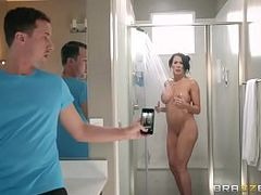 Brazzers - Step son catches (Reagan Foxx) in the shower. Starring: Reagan Foxx. Produced by: Mommy Got Boobs. From: QCock. Tags: amateur, anal, ass, ass to mouth, assfucking, big ass, big pussy, big tits, boobs, cum, cum in ass, cum in mouth, cum in pussy, fantasy, hard fuck, hardcore, mom, pussy, pussy to mouth, shower, step fantasy, son, in, to, her, fuck, porn, big, hardsex, the, step, videos, mouth, tep son, video, brazzers, foxx, catches