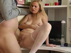 Mom alone at Home - Fuck my mature Cunt. From: QCock. Tags: aged, amateur, amateur blowjob, amateur milf, blonde, blowjob, creampie, cunt, doggystyle, hard fuck, hardcore, home, mature, mature amateur, milf, pussy, mom, pussyfucking, amateurs, my, fuck, sexy, alone, ficken, deutsche pornos