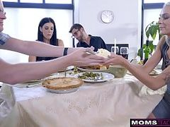 Mom Fucks Son & Eats Teen Creampie For Thanksgiving Treat. Starring: India Summer. Produced by: Nubiles Porn. From: QCock. Tags: 18 year old, 3some, aged, anal, ass, assfucking, asslick, big ass, big cock, big tits, blond teen, blonde, blowjob, cowgirl, creampie, dick, facial, group, hot mom, licking, mom, riding, skinny, small tits, teen, threesome, tits, ass lick, big dick, tit fuck, ass licking, son, for, mom son, fucks, teenager, son fucks mom, step mom, step son, son creampie, momsteachsex, mom fucks son, india summer