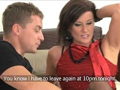 MOM working MILF wife gets fucked. Starring: Celine Noiret. Produced by: Sexy Hub. From: QCock. Tags: aged, brunette, cum, cumshot, foreplay, mature, milf, oral, orgasm, romantic, wife, mom, oral sex, fucked, gets
