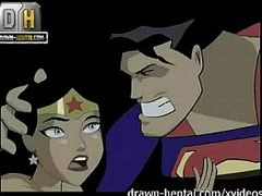 Justice League Porn - Superman for Wonder Woman. From: QCock. Tags: anal, anal creampie, assfucking, blowjob, car, cartoon, creampie, facial, hentai, oral, oral creampie, parody, pussy, superhero, for, porn, drawn, wonder, woman, superman, justice