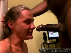 Granny Throatfucked Into Submission - More at cuntcams.net. From: QCock. Tags: bbc, bdsm, blowjob, cunt, face, gilf, grandma, hardcore, interracial, throat, brutal, granny, gag, facefuck, throatfuck, submission, oma, grannie, toothless