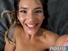 PropertySex - Shady babe with tight body fucked hard by roommate's big dick. Starring: Kitty Carrera. Produced by: Property Sex. From: QCock. Tags: babe, big cock, big natural tits, big pussy, big tits, blowjob, blowjob and cum, blowjob and cumshot, car, cowgirl, cum, cumshot, dick, doggystyle, facial, fingering, hard fuck, hardcore, natural pussy, natural tits, pov, pov blowjob, pussy, reality, shaved, tattoo, tight, tight pussy, tits, big dick, tit fuck, with, shaved pussy, fucked, by, big, fit, body, propertysex, roommate, hard, eviction