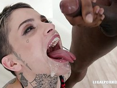 Leigh Raven faces 7 black guys! Now it's time for real gangbang IV257. Starring: Leigh Raven. Produced by: Legal Porno Trailers. From: QCock. Tags: 18 year old, american, anal, anal dp, ass, ass to mouth, assfucking, bbc, big black ass, black, blowjob, blowjob and cum, blowjob and cumshot, cum, cum in ass, cum in mouth, cumshot, dap, deepthroat, double anal, double blowjob, double penetration, dp, ebony, ebony anal, face, facial, gangbang, interracial, interracial anal, interracial gangbang, reality, throat, deep throat, for, real, leigh, time, facial cumshot, double anal dap, it, raven, usa, double penetration dp
